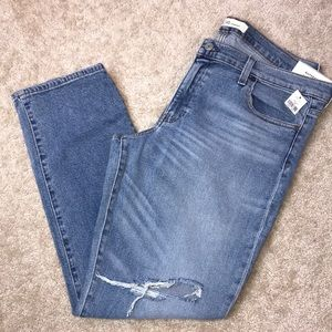 NWT gap faded jeans